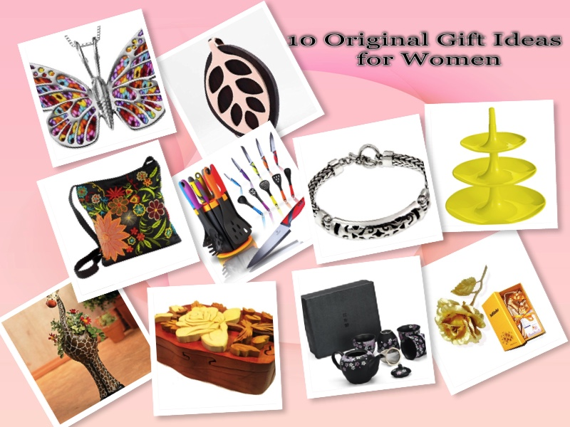 Original Gift Ideas Women
