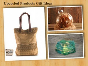 Upcycled Products Gift Ideas