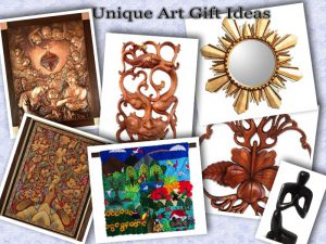 Unique Art Gift Ideas - In Inspiration to Your Imagination