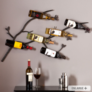 Unique Gift Ideas Wine Wall Art