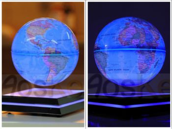 Adventurer Gifts Levitating Globe