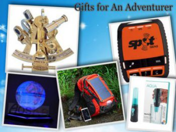 Adventurer Gifts Post