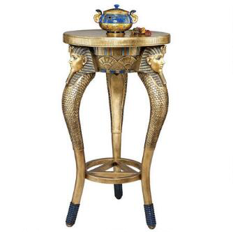 Egyptian Home-Decor KingOfNile OccasionalTable