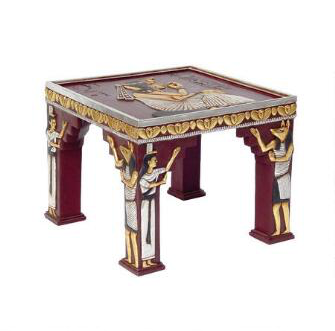 Egyptian Home Decor Ornamental SideTable