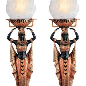 Egyptian Home Decor Torch TableLamp