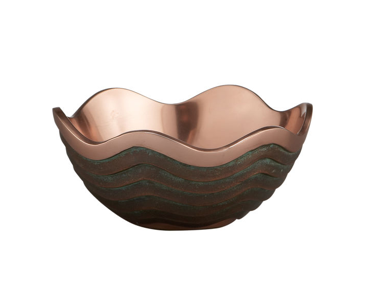 Unique Kitchen Accessories Nambe CopperBowl