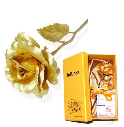 GoldFoil Rose Perfect Present
