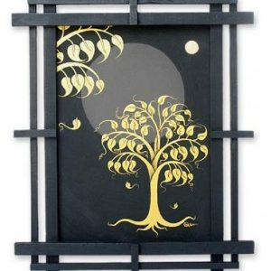 Spiritual Gift Ideas Golden Tree Art