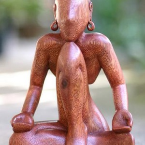 Spiritual Gift Ideas Mediation Sculpture