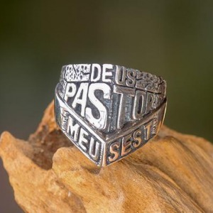 Spiritual Gift Ideas Silver Ring Men