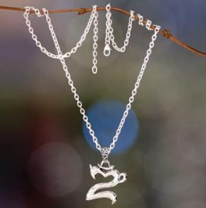 Spiritual Gift Ideas Sterling Silver Om