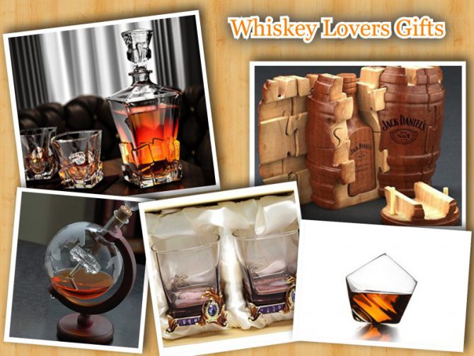 Whiskey Lovers Gifts Post