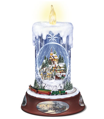 unique christmas_gift_ideas_crystal_candle - Unique Christmas Presents
