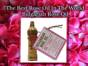 Bulgarian Rose Oil Post