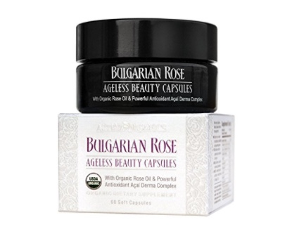 Bulgarian Rose Oil Products-AgelessCapsules