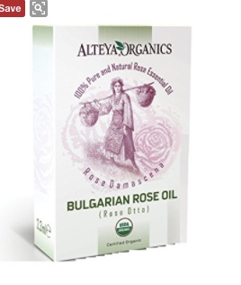 Pure Bulgarian Rose Oil